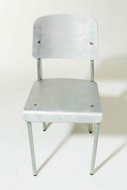 Alternate view 1 of Allen Metal Chair