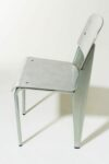 Alternate view thumbnail 2 of Allen Metal Chair
