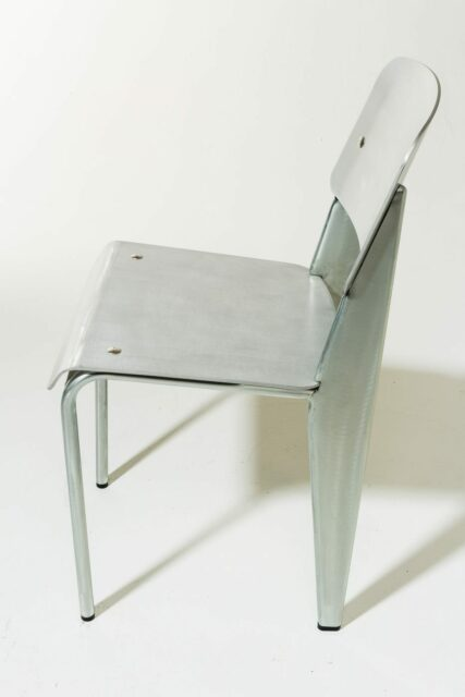 Alternate view 2 of Allen Metal Chair