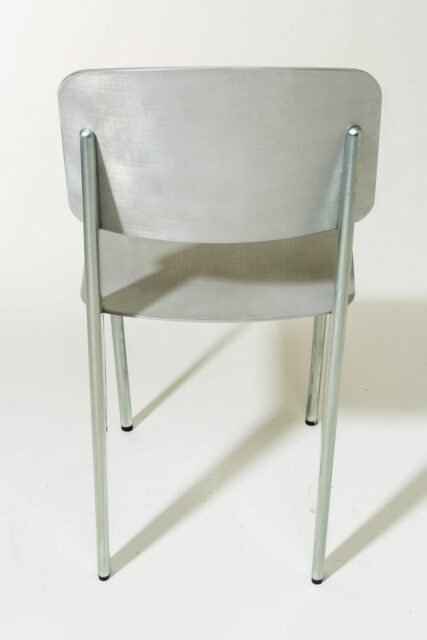 Alternate view 3 of Allen Metal Chair