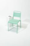 Alternate view thumbnail 1 of Mint Metal Chair