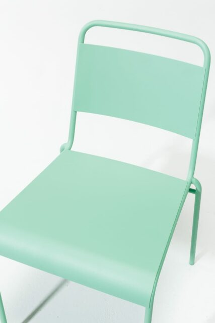 Alternate view 5 of Mint Metal Chair