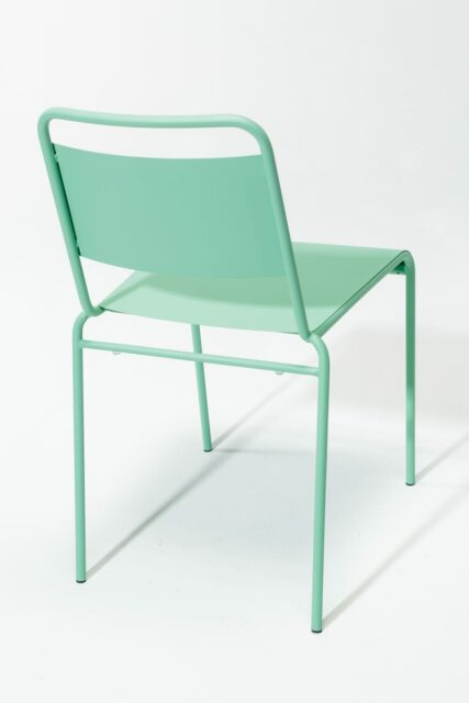 Alternate view 4 of Mint Metal Chair
