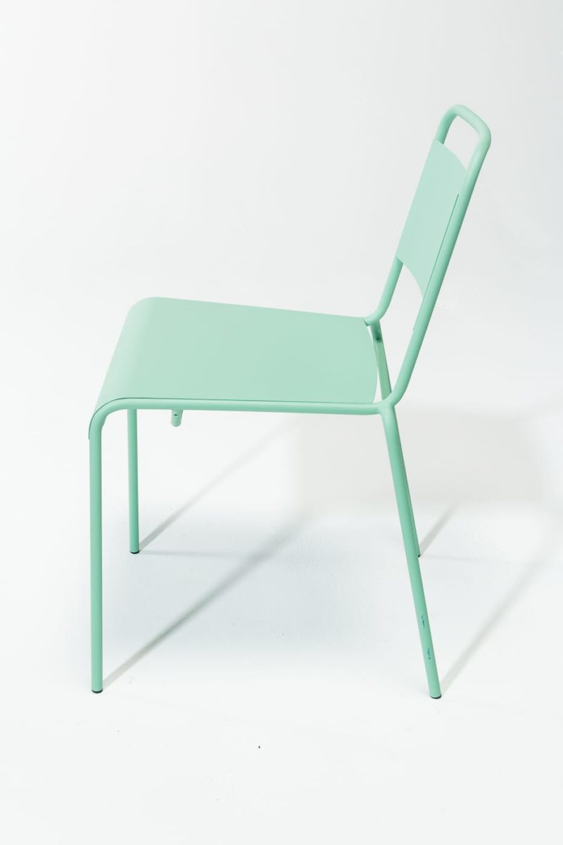 Alternate view 3 of Mint Metal Chair