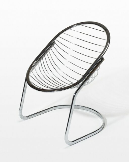 Front view of Largo Chair