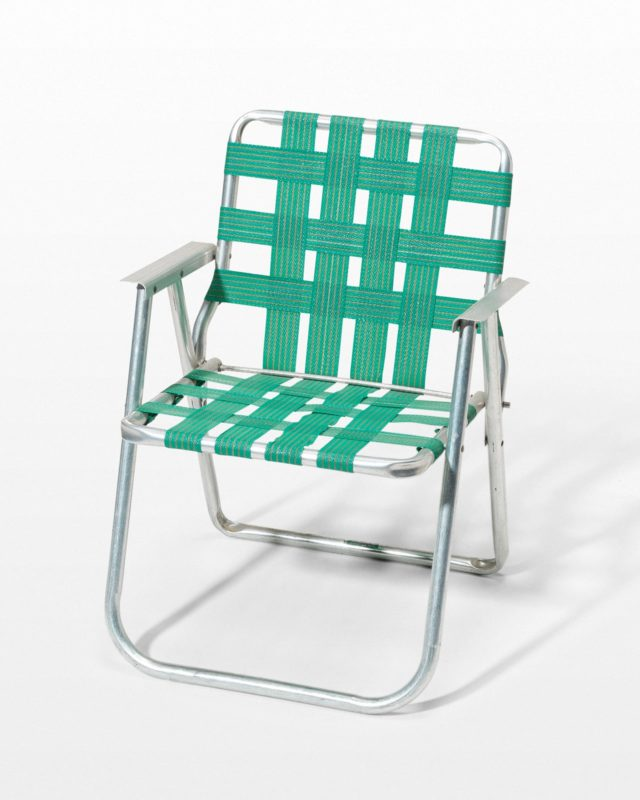 Front view of Atlantic Folding Chair