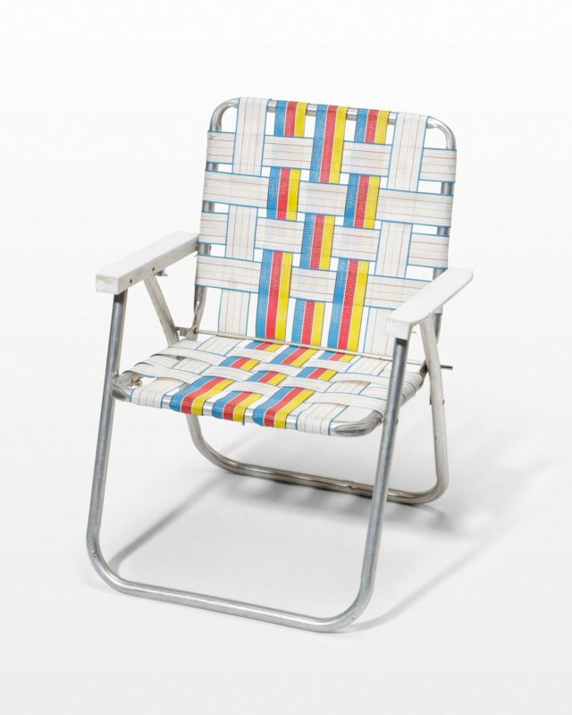 Front view of Davis Folding Chairs