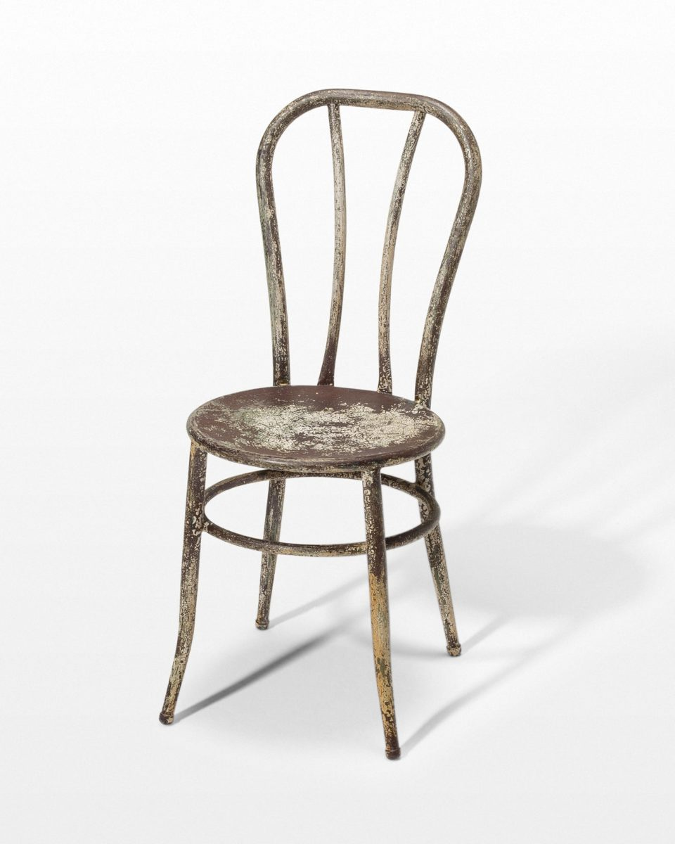 Front view of Samuel Chair