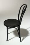 Alternate view thumbnail 2 of Black Cafe Chair
