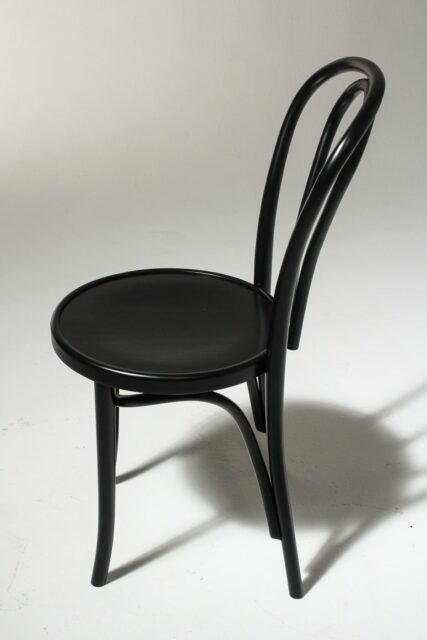 Alternate view 2 of Black Cafe Chair