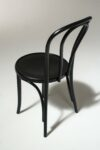 Alternate view thumbnail 3 of Black Cafe Chair