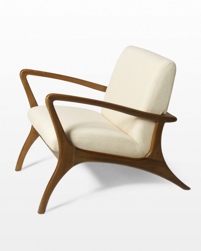 Front view of Cielo Chair
