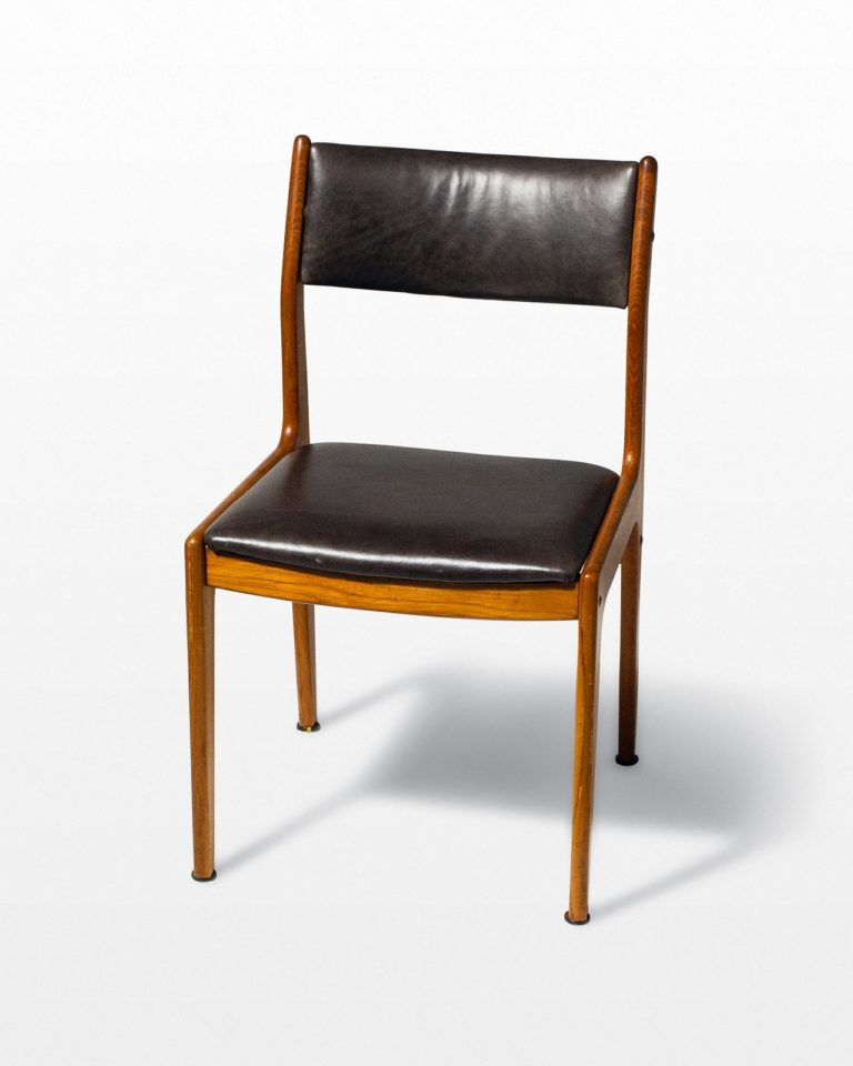 Front view of James Chair