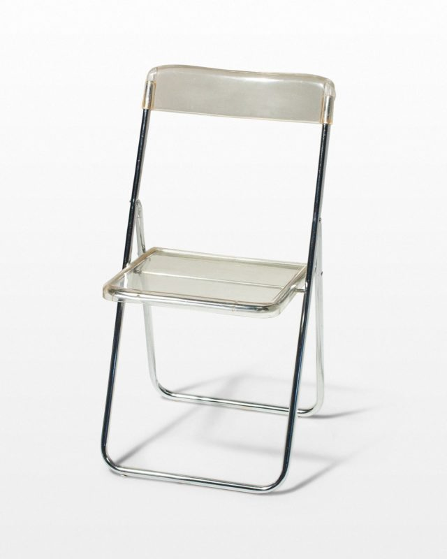Front view of Lucent Folding Chair
