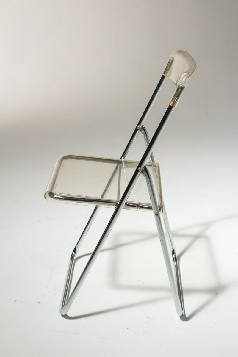Alternate view 2 of Lucent Folding Chair