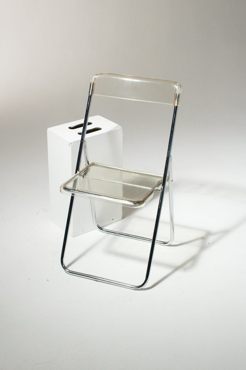 Alternate view 1 of Lucent Folding Chair