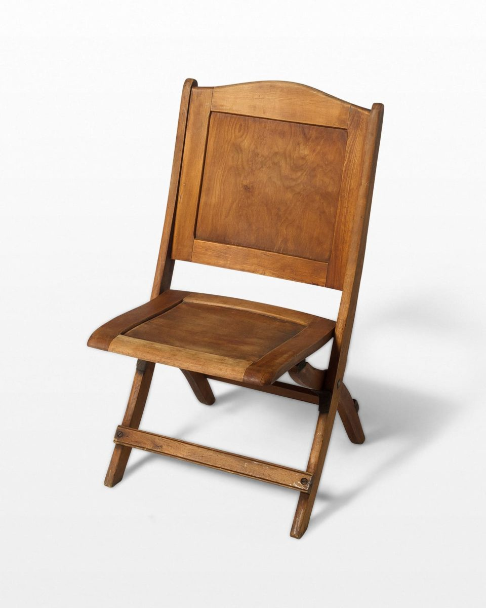 Front view of Roxbury Folding Chair