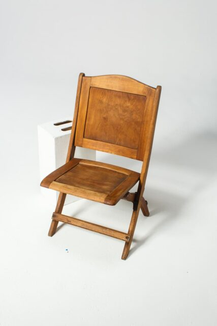 Alternate view 1 of Roxbury Folding Chair
