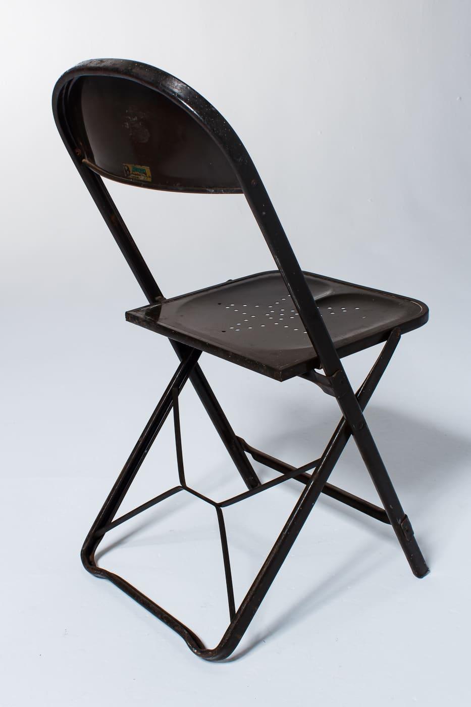 Ch361 Star Folding Chair Prop Rental Acme Brooklyn