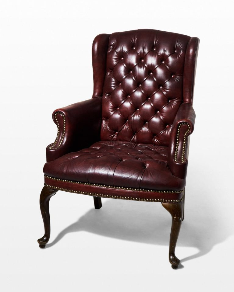 Front view of Frederick Chair