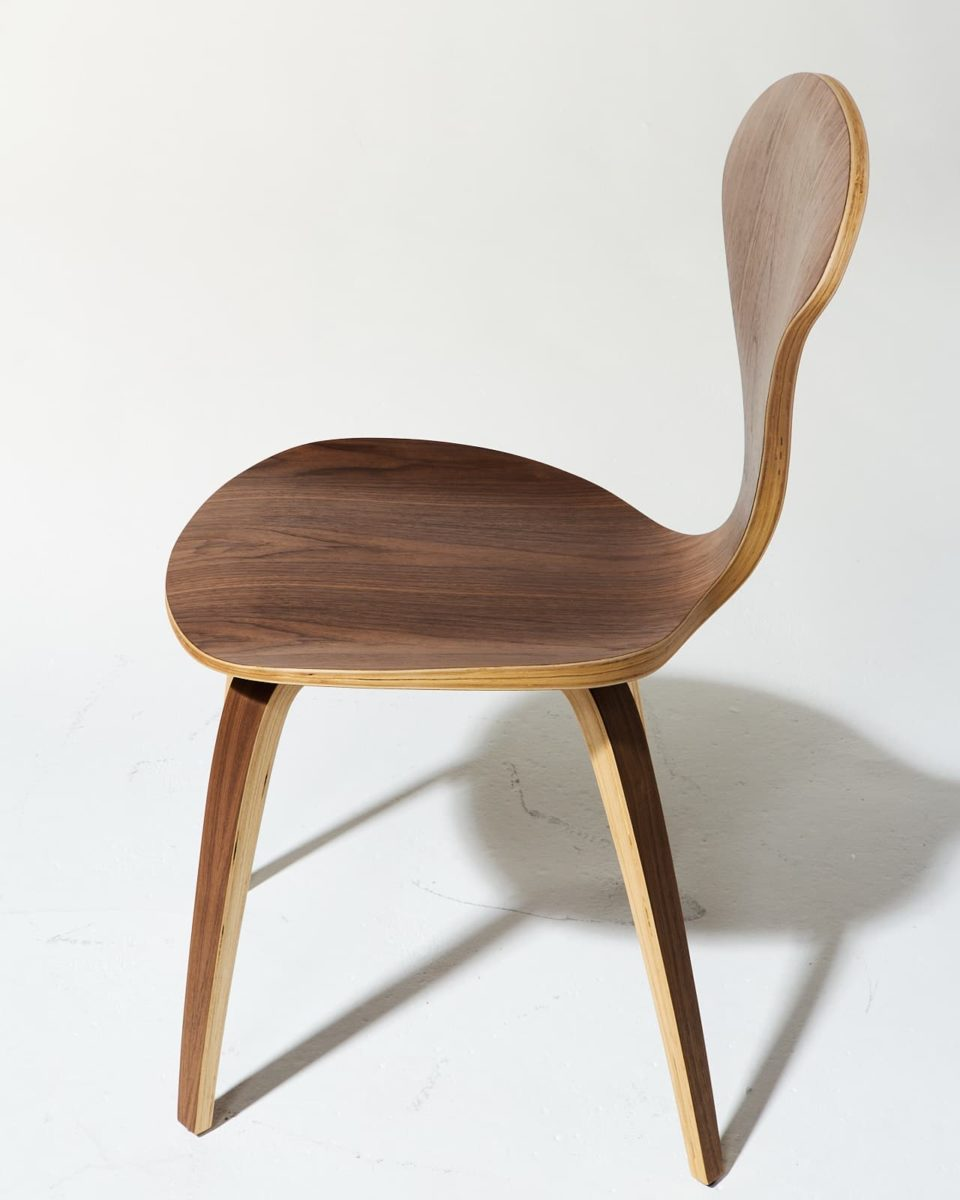 Alternate view 1 of Edwin Bent Wood Chair