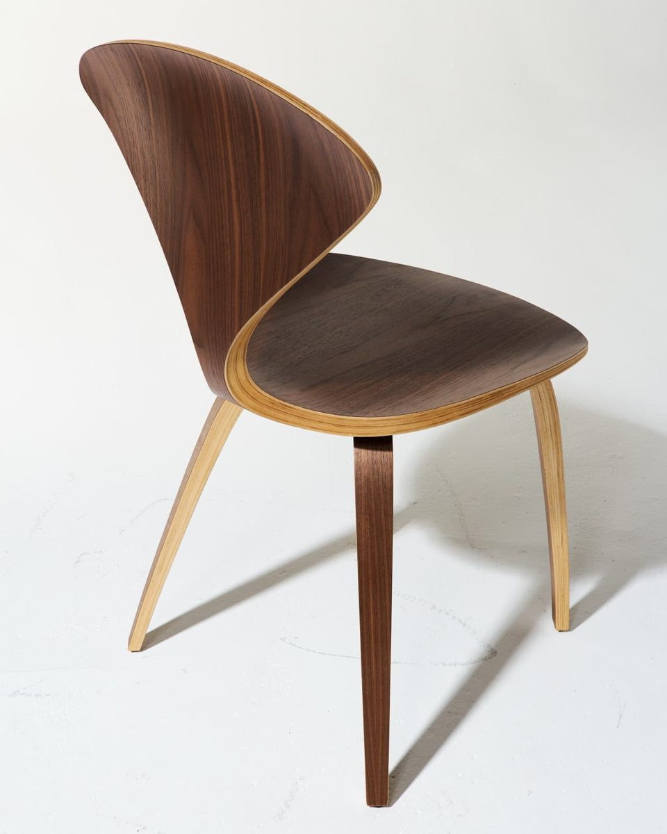 Alternate view 2 of Edwin Bent Wood Chair