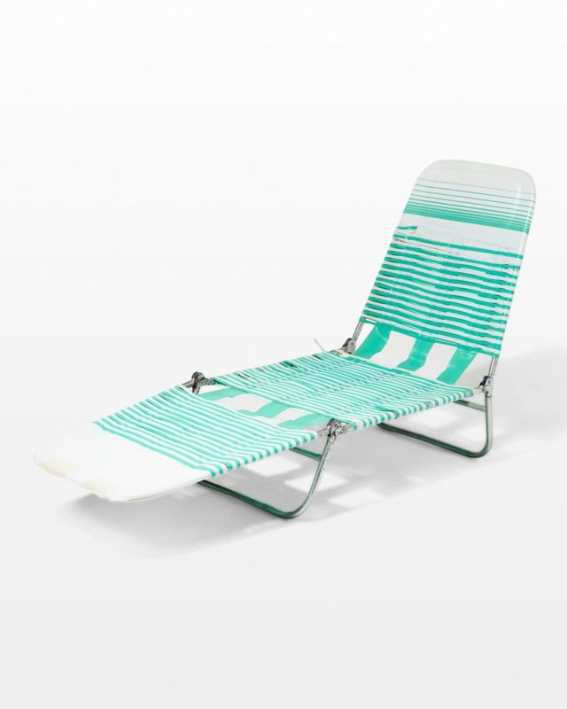 Front view of Lulu Beach Chair