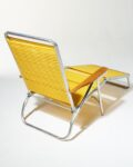 Alternate view thumbnail 2 of Sunshine Yellow Beach Lounge Chair