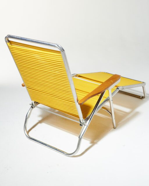 Alternate view 2 of Sunshine Yellow Beach Lounge Chair