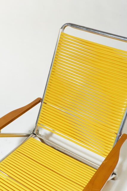 Alternate view 3 of Sunshine Yellow Beach Lounge Chair