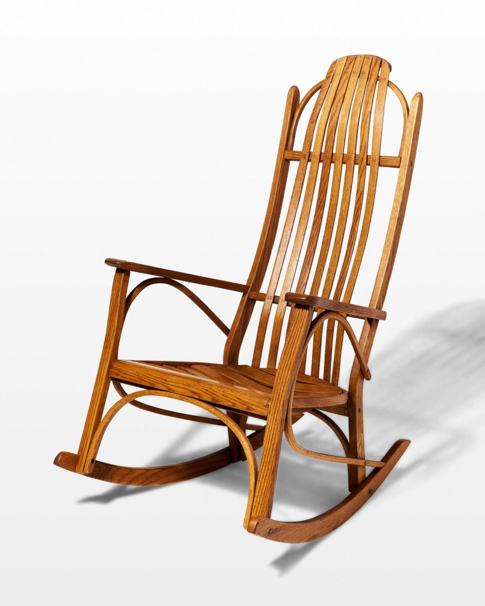 Front view of Piper Rocking Chair