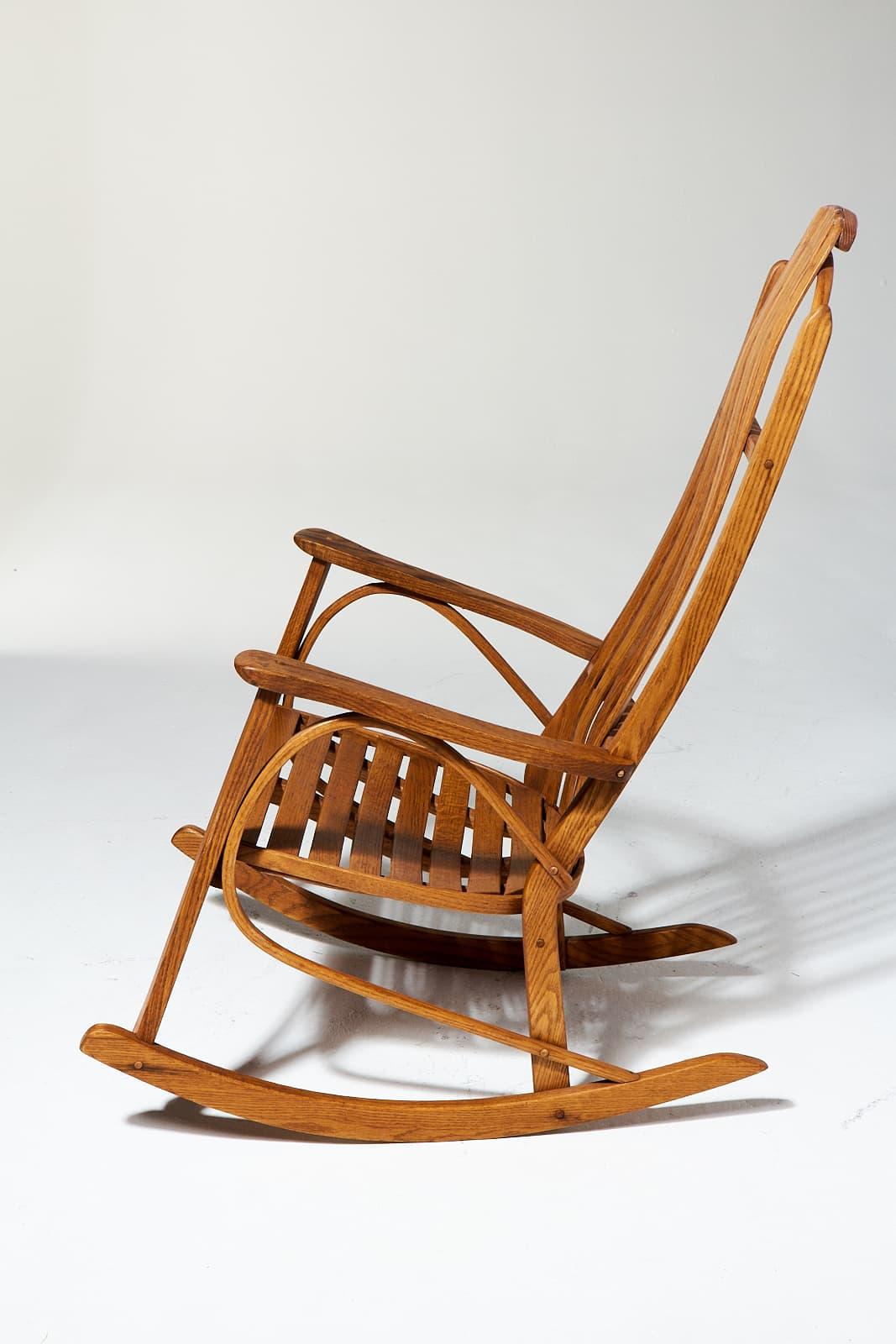 Ch390 Piper Rocking Chair Prop Rental Acme Brooklyn