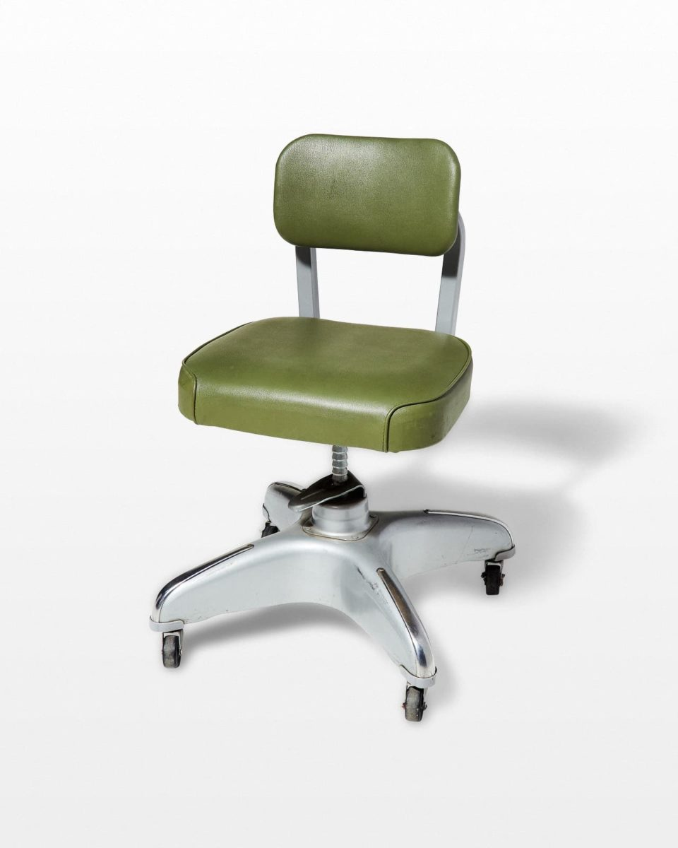 Front view of Peggy Rolling Office Chair