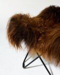 Alternate view thumbnail 4 of Bacca Fur Butterfly Chair