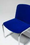 Alternate view thumbnail 4 of Cobalt Cantilever Chair