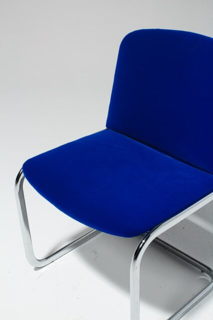 Alternate view 4 of Cobalt Cantilever Chair