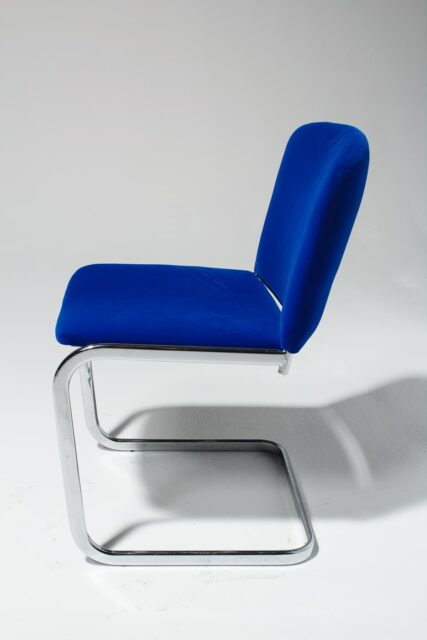 Alternate view 3 of Cobalt Cantilever Chair