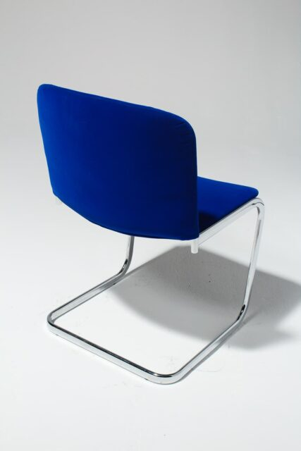 Alternate view 2 of Cobalt Cantilever Chair