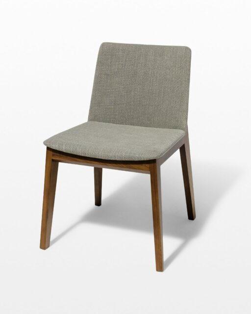 Front view of Axis Dining Chair