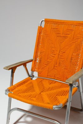 Alternate view 1 of Becker Macrame Lawn Chair