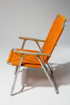 Alternate view 3 of Becker Macrame Lawn Chair
