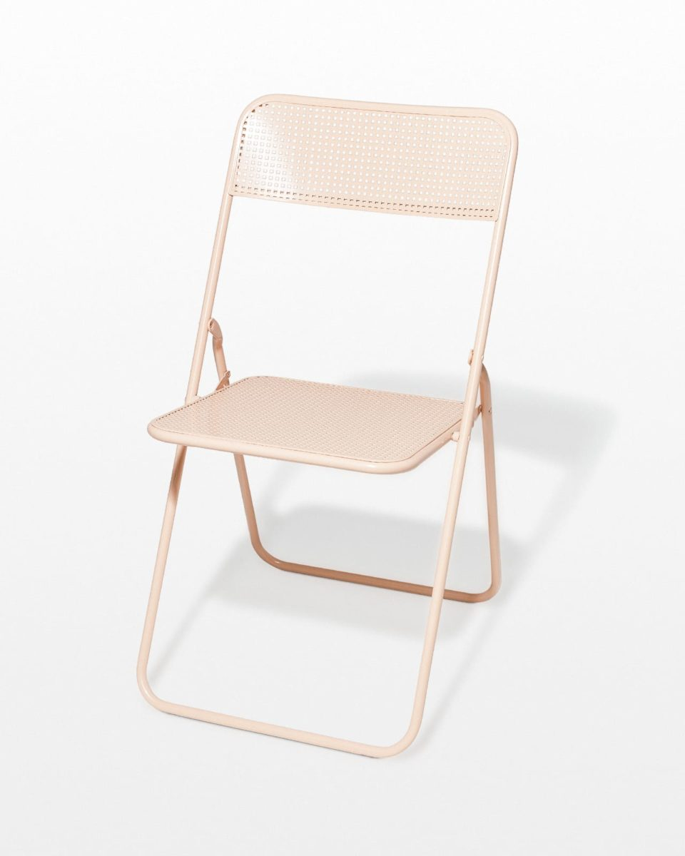 Front view of Cue Folding Chair