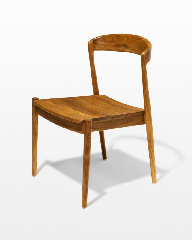 Front view of Brady Chair