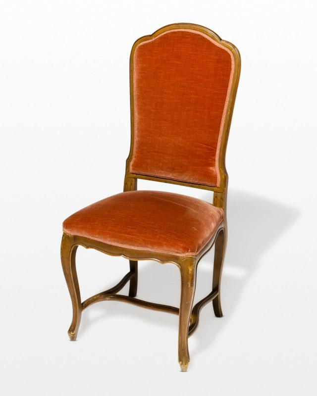Front view of Barton Side Chair