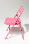 Alternate view thumbnail 2 of Pink Folding Chair
