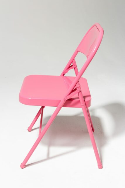 Alternate view 2 of Pink Folding Chair