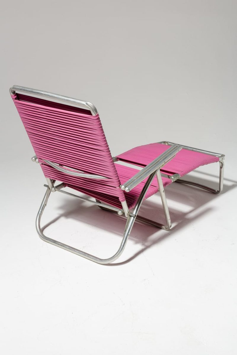 Alternate view 3 of Victoria Pink Beach Lounge Chair