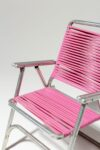 Alternate view thumbnail 4 of Victoria Pink Beach Chair
