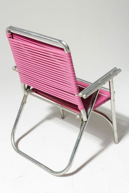 Alternate view 3 of Victoria Pink Beach Chair