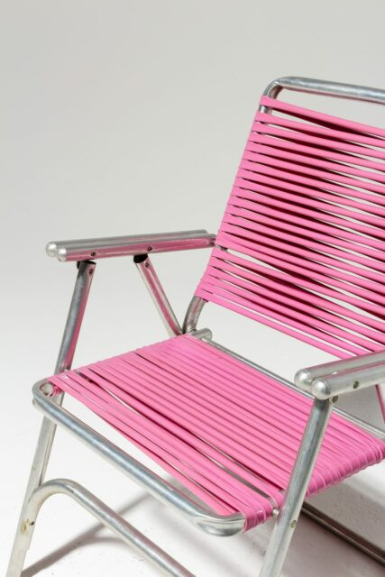 Alternate view 4 of Victoria Pink Beach Chair